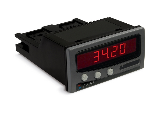 Panel Mount 4 20 Ma Digital Indicator : Digital indicators panel meter status dm s