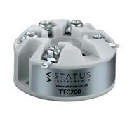 Status TTC200 Temperature Transmitter