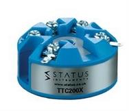 Status TTC200X Temperature Transmitter