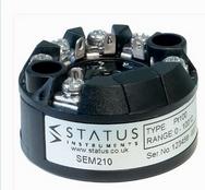 Status SEM210 MKII Universal Temperature Transmitter