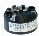 Status SEM210X MKII Universal Temperature Transmitter